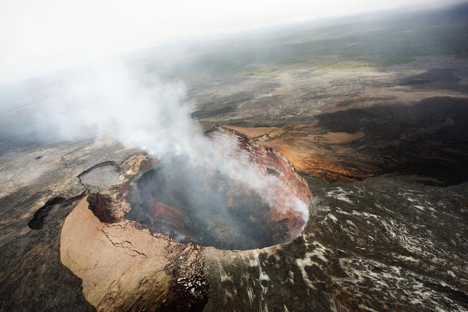 Hawaii Retreat Volcano Tour