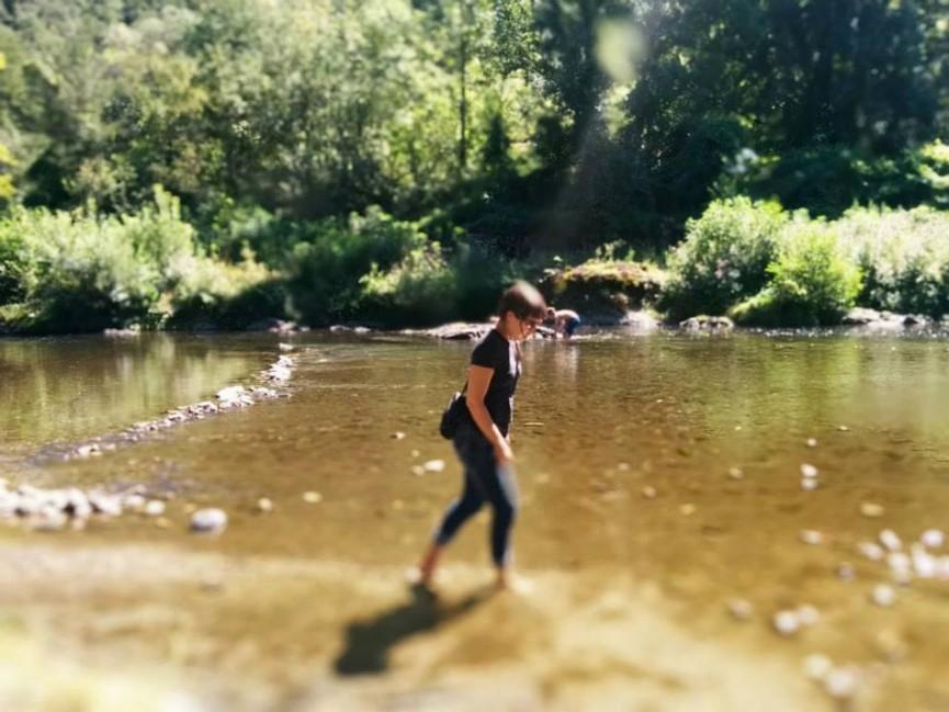 Xine Water Dance Image