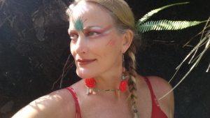 Veruschka Priestess Pic Hawaii Retreat