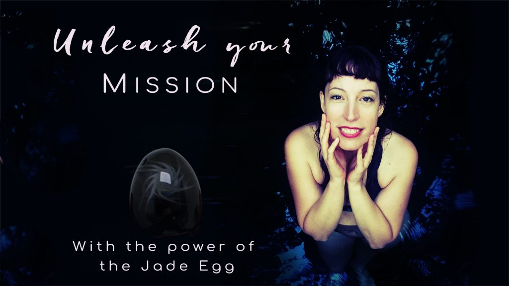 Xine La Fontaine Jade Egg